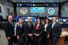 2018 Class of NASA Flight Directors for the Mission Control Center