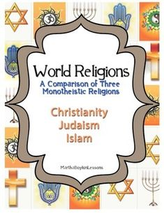 an analysis of the characteristics of islam a monotheistic religion Between monotheism and tawhid: a comparative analysis abdurezak a  of god and as a result, religious faiths like judaism, christianity and islam, are categorized as monotheists  and his attributes, while reason justifies both the need.