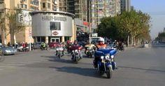 Harley-Davidsons hit the road in China #WorthEveryDime #China #Harley-Davidson #SD
