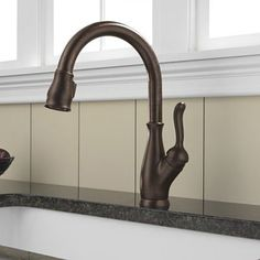 Kitchen - Bronze Faucet Option
