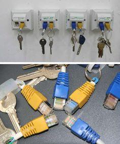 Geek Key holder