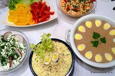 Guacamole, Hummus, Cooking Recipes, Tasty, Vegetables, Ethnic Recipes, Food, Honey, Salads