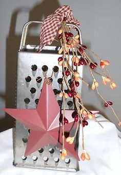 Another cheese grater idea!