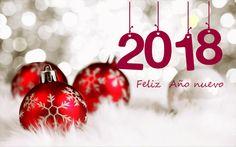 Feliz año 2018, imágenes para felicitar el año nuevo