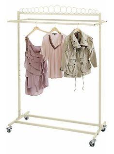Clothing Rack, Elegant Garment Rack, Display Store Rack
