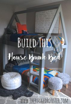 how to build ikea bunk bed