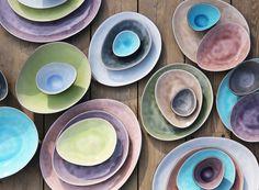 Cookinglife - Cosy & Trendy Soepkommen Streetfood Ø 12 cm - 10 Stuks Ceramic Table, Ceramic Art, Wabi Sabi, Streetfood Festival, My Kitchen Rules, Hand Built Pottery, Porcelain Ceramics, Street Food, Home Deco