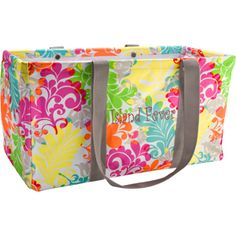 Thirty One Gifts - Large utility tote, keep in van for groceries or emergency items for the kids