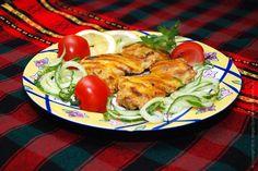 Барбекю из курицы «Ала-Тоо» - экзотическое блюдо из курицы