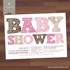 Best Create Cheap Baby Shower Invitations for Girls Free