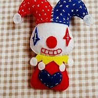 How to make a clown with a funny image
