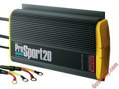 ProSport Dual Bank Battery Charger | GoWesty