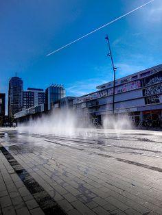 Fountains, Van Heekplein, Enschede