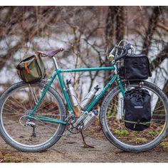 "Rivendell Bicycle Works on Instagram: ""Canadian Atlantis Eh?"""