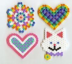 who remembers Perler Beads?!