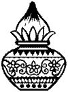 Wedding Symbols, Hindu Wedding Cards, Wedding Art, Indian Mehndi Designs, Mehndi Designs For Hands, Henna Tattoo Designs, Diwali Painting, Fabric Paint Designs, Maggam Work Designs