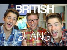 British Slang | JacksGap + Tyler Oakley