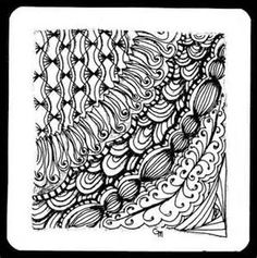 Zentangle and Zentangle Inspired Art | Grace Mendez
