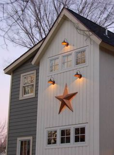 Many different sizes of 3d and flat copper stars #star #copperstar