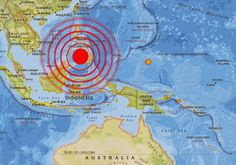 The CELESTIAL Convergence: PLANETARY TREMORS: Seismic Uptick On The Philippine Sea Plate - Strong 6.2 Magnitude Earthquake Strikes Off Philippines; THIRD Large Temblor In The Region In Less Than 24 Hours...   5/15/2014