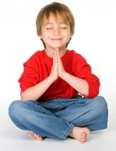 Teaching children to meditate is a life long skill