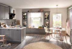 Klassieke keuken van Keukenspecialist.nl. Vraag de gratis belevingsgids met…