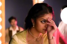 Mana Keerthy Suresh: Keerthy Suresh in Saree with Cute and Awesome Lovely Expressions in Mahanati Sai Pallavi Hd Images, Bengali Bridal Makeup, Indian Actress Gallery, Lovely Smile, Most Beautiful Indian Actress, Latest Images, Actress Photos, Hd Photos, Indian Actresses