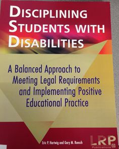 Disciplining - Positive Educational Practices  #LendingLibrary #CheckitOut Lending Library, Special Education, Check It Out, Public, Positivity, Student, Teaching, Books, Livros
