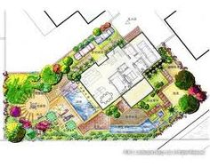 Trend Landscape Plan Drawing 5 How To Draw Architectural Landscape ...