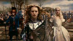 alice in wonderland movie tim burton | Alice in Wonderland (2010) Tim Burton's 'Alice In Wonderland'
