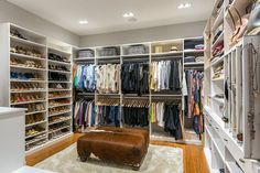 A masterpiece designed by Ignez Ceglia Simoes of @closetfactory_miami.  #closet #closets #customcabinets #customcloset #storage #organizing #organization #dreamcloset #closetdesign #home #homes #homeideas #jewelry #television #fashion #entertainmentcenter #decor #homedecor #interiordesign #interior #instagood #hats #walkin #clothes #reachin #shoes #closetporn #decorating
