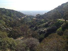 GOLDEN DREAMLAND: Favorite Hikes - Runyon Canyon