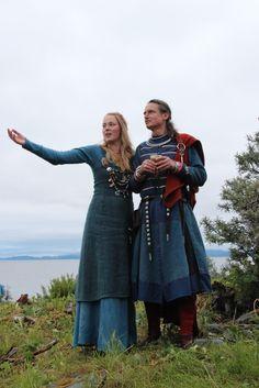 Trondheim Vikingamarknad 2013 terrific denim idea for clothing up cycle
