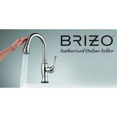 Brizo RP36252 Aerator 2.2 GPM Flow Rate from the Loki Collection Brilliance Stainless  Aerator