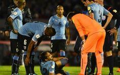 La Juve si scopre masochista: Cuadrado fa male a Caceres, l'uruguaiano è in dubbio per Inter-Juve La Juventus aveva riammesso in rosa Martin Caceres, ma l'uruguaiano si è procurato un infortunio durante Uruguay-Colombia. A fare il fallo che ha costretto Caceres a uscire dal campo è stato un altro #caceres #inter #juventus #cuadrado