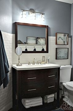 Web Image Gallery Home Decor Bathroom Makeover