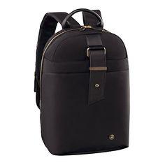 """Buy Wenger Alexa 16"""" Laptop Backpack with Tablet Pocket, Black Online at johnlewis.com"""