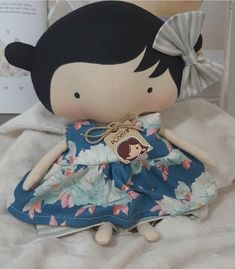 Tilda Toy, Hello Kitty, Sewing, Toys, Fictional Characters, Instagram, Fabric Dolls, Step By Step, Buen Dia