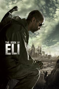 The Book of Eli movie poster - #poster, #bestposter, #fullhd, #fullmovie, #hdvix, #movie720pA post-apocalyptic tale, in which a lone man fights his way across America in order to protect a sacred book that holds the secrets to saving humankind.