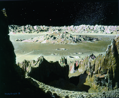 The Artist Who Helped Invent Space Travel: Chesley Bonestall Aesthetic Space, Travel Aesthetic, Cosmos, Into The Fire, Vintage Space, Science Fiction Art, Space Travel, Space Exploration, Sci Fi Fantasy
