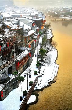 China picturesque Towns and Villages posted by Sifu Derek Frearson Suzhou, Great Places, Beautiful Places, Places To Visit, Amazing Places, Shanghai, Hong Kong, Vietnam, Hangzhou