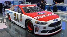 Ford Fusion NASCAR: Detroit 2016 Photo Gallery - Autoblog