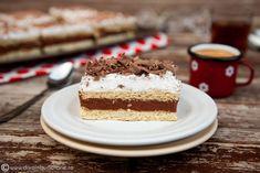 PRAJITURA KATI | Diva in bucatarie Romanian Desserts, Christmas Sweets, Christmas Recipes, Food Cakes, Vegan Desserts, Vanilla Cake, Tiramisu, Cake Recipes, Cooking Recipes