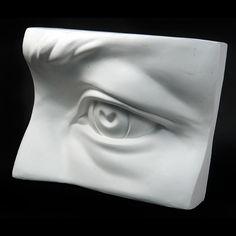 Drawing Plaster Cast Eye (Giant)