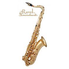 Ravel RTS202 Student Bb Tenor Saxophone