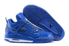 e8834355902 Mens 2015 Air Jordan 4 Retro 11Lab4 Royal Blue Cheap Air Jordan Shoes,  Jordan Sneakers