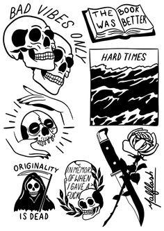 Harry Potter Tattoo Snape - Black Dragon Tattoo - - Harry Potter Tattoo For Women - Tattoo Ideen Meer Kritzelei Tattoo, Tattoo Bein, Doodle Tattoo, Tattoo Fonts, Body Art Tattoos, Tattoo Drawings, Sleeve Tattoos, Arabic Tattoos, Arabic Henna