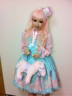 Angelic Pretty - Toy Parade Sweet Lolita
