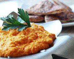 Roasted Carrot Spread
