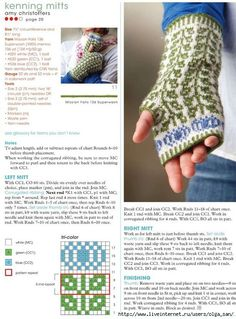 Community wall photos, – Knitting patterns, knitting designs, knitting for beginners. Knitted Mittens Pattern, Knit Mittens, Knitted Gloves, Knitting Charts, Loom Knitting, Knitting Patterns Free, Knitting Designs, Knitting Projects, Fingerless Mitts